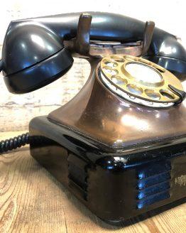 Oude telefoon bakeliet - Apart Goed